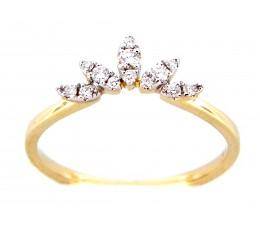 Diamond Crown Ring