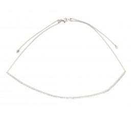 Diamond Collar Choker