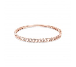 Diamond Link Bangle