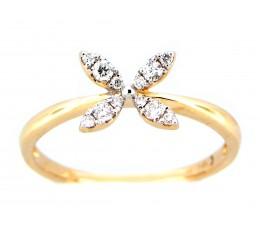 Diamond Florette Ring
