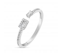 Diamond Baguette Ring