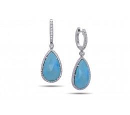 Turquoise Earring