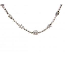 Diamond Opera Necklace & Bracelet
