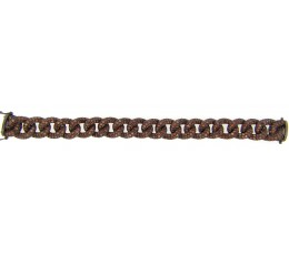 Brown Zircon Bracelet