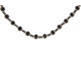 Black Spinel 32 Chain