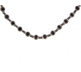 Black Spinel 32 Chain