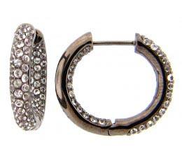 White Sapphire Earring