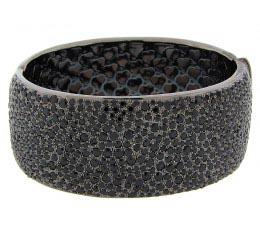 Black Spinel Bangle